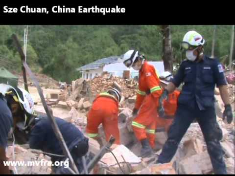SiChuan China Search & Rescue Operation.wmv