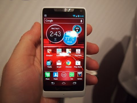 Motorola Droid RAZR M  Forgot Password Reset or Recovery