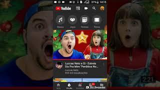 Lucas neto e família irmãos neto em alta agora no youtube como é feita essa fraudes