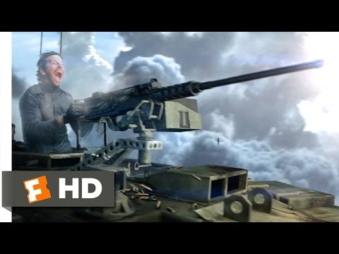 The A-Team (4/5) Movie CLIP - You Can't Fly a Tank, Fool! (2010) HD