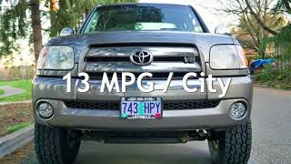2004 Toyota Tundra SR5 4dr Double Cab 4X4  SR5 ** LIFTED ** 33S Tires for sale in Milwaukie, OR