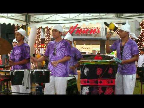 tribu hugyawan show @ makati near @ shangrila dec. 14, 2012