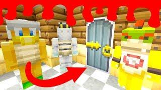 *OMG* THE SECRET DOOR OPENED! | Nintendo Fun House | Minecraft Switch [270]
