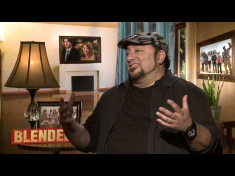 Blended (2014) Exclusive Frank Coraci Interview