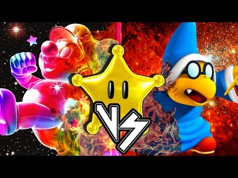 Mario Galaxy Versus | Part 23