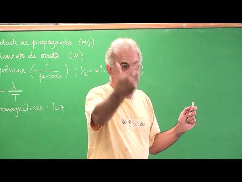 Ondas: Equações e Características | Vídeo Aulas de Física Online