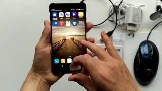 ☺Huawei Mate 9 + OTG Обзор и Распаковка на Русском языке RUSSIAN UNBOXING снят на Huawei Nova☺