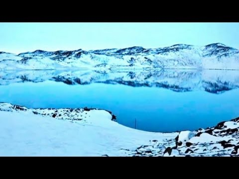 Antarctic lake microbes exchange DNA