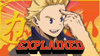 Mirio's Quirk Explained! (Permeation) | My Hero Academia