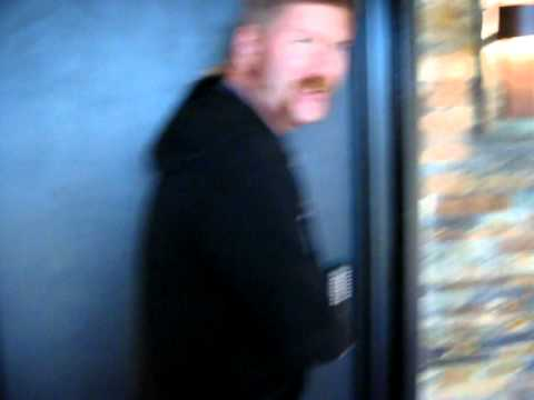 Bill Kelliher Vs. Primate studio door