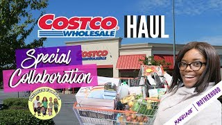 HUGE COSTCO HAUL   New Monthly Meal Plan   Organization + Groceries   Shop with me