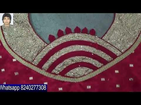 blouse neck design | Creative and very latest neck design | new fashion blouse design