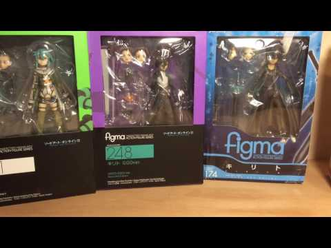 Bootleg Figma Sword Art Online Review - How To Spot A Fake