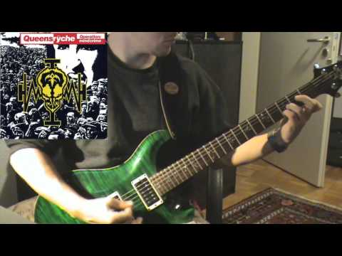 Queensryche - I don't believe in love - Guitar Cover