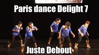 Paris Dance Delight 7:  Paradox'sal - gorgeous show !