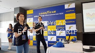 GoodYear's New Performance Tyre For SUVs and Concept Tyres