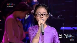 Phương Mỹ Chi – Quê Em Mùa Nước Lũ (Bài hát yêu thích nhất tháng 3/2014)