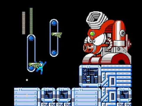 Mega Man 4 - Vizzed: Mega Man Playthrough Part 4 - User video