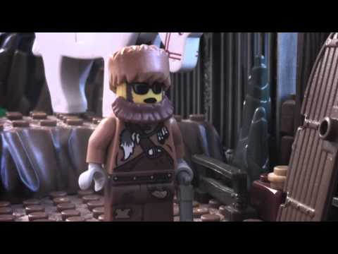 """Лего Мультик.""""Дикий Запад""""."""