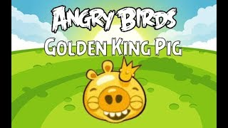 Angry Birds - Golden King Pig