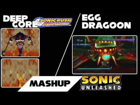 Egg Dragoon / Deep Core Mashup