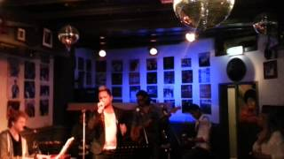 Sonny Sinay - when I was your man. Venlo @ Motown