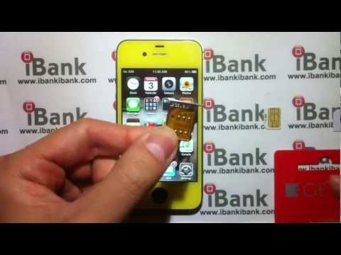 NEW Unlock Apple GSM iPhone 4S iOS 6 / 5.1.1 Gevey Ultra S 100% WORK by iBank