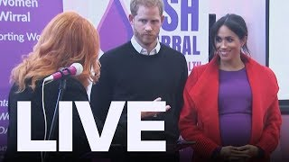 Meghan Reveals Due Date, Twins Speculation | ET Canada LIVE