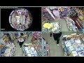 Vídeo de Vigilância em 360 Graus