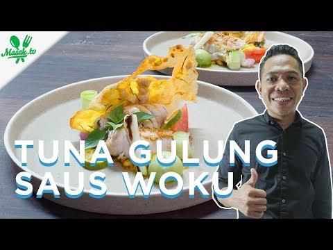 Resep Ikan Tuna Gulung Saus Woku | Lomba Masak Ikan Nusantara 2018