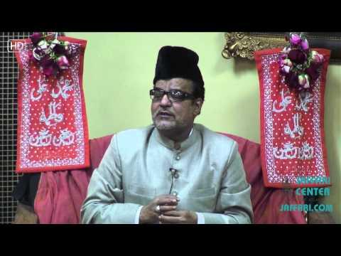 24th Ramazan 1434 Maulana Abid Bilgrami