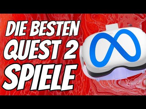 Die BESTEN Oculus Quest 2 Spiele 2021 [deutsch]
