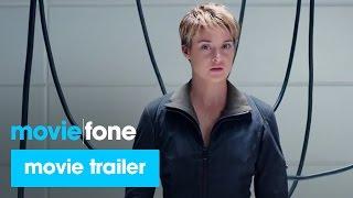 'Insurgent' Trailer #2 (2015): Shailene Woodley, Theo James