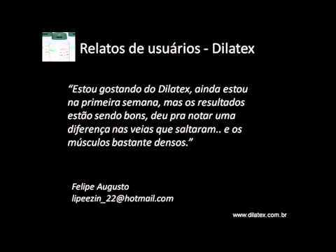 Suplemento Vasodilatador Dilatex Relatos 2012