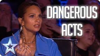 MOST DANGEROUS ACTS | Britain