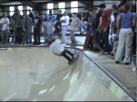 "Paul Rodriguez, Torey Pudwill and many more! SYN Skateboard Archive Clips ""Make A Wish Jam"" 2003"