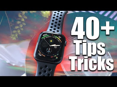 2018 Apple Watch Tips & Tricks + Hidden Features You Should All Know!