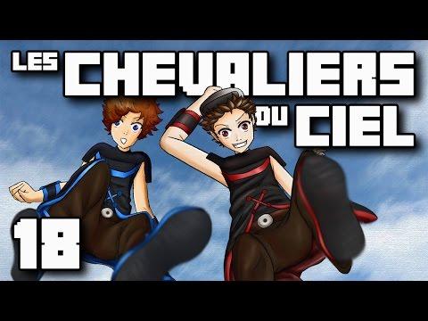 Les CHEVALIERS du CIEL #18 - Race for The Dragon !