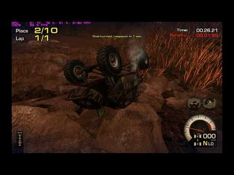 [Gameplay - #007] - Off-Road Drive - Africa - Spirit of Africa - Nvidia GeForce Palit GTX 580