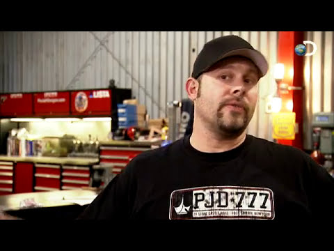 A Baseball Player's Chopper | American Chopper
