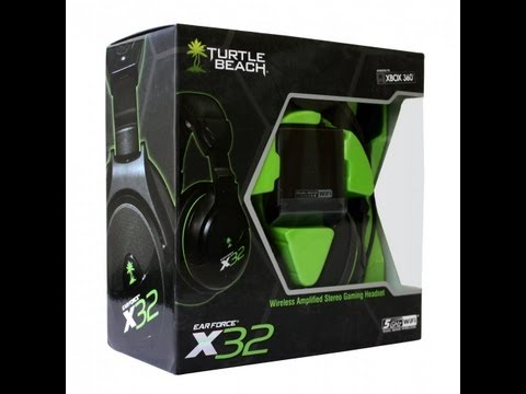 Turtle Beach X32 SetUp With HDMI No Adapter