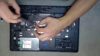 Ремонт ноутбука. Замена модуля Wi Fi в ноутбуке HP ZBook 15