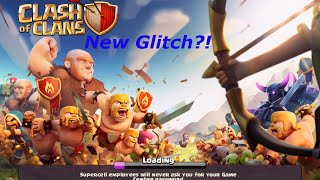 Clash of Clans - NEW Glitch/Bug Found In Game?!