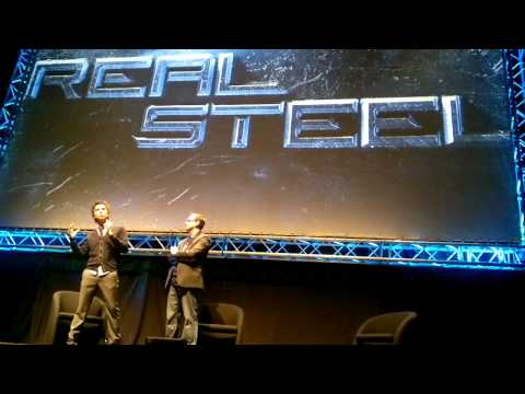 Empire Big Screen -- Real Steel Director Shawn Levy