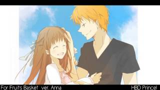 【H(early)BD Prince!】「For Fruits Basket」【Anna】