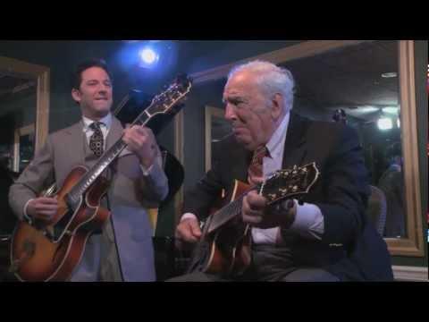 John and Bucky Pizzarelli at Shanghai Jazz