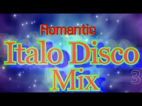 Romantic Italo Disco Mix-3 (Non-Stop)