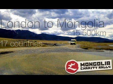 The Mongol Shake