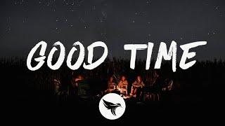 Download lagu Niko Moon - Good Time (Lyrics)