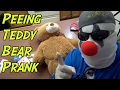 Download Peeing Teddy Bear Valentine's Day Prank- HOW TO PRANK in Mp3, Mp4 and 3GP